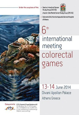 6th International Meeting Colorectal Games