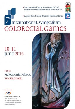 7th International Symposium Colorectal Games